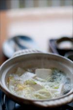 土鍋のおろし方