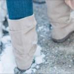 雪の日の革靴ブーツ大丈夫?お手入れとシミ汚れ対策