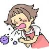 妊婦の花粉症くしゃみで腹痛、胎児に影響は?鼻水を止める方法