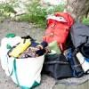 キャンプでの食器の洗い方と油汚れの取り方。洗剤は自然のもので大丈夫!