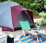 キャンプにアウトドア、バーベキュー特集