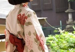 紫陽花の浴衣の柄の意味は