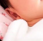 乳児湿疹に馬油が効果的?ジュクジュクほっぺが悪化するかも?