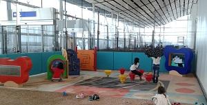 香港国際空港キッズスペース2