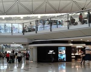 香港国際空港レストランフードコート