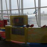 香港国際空港に子供の遊び場が!キッズスペースや子連れ待ち時間情報